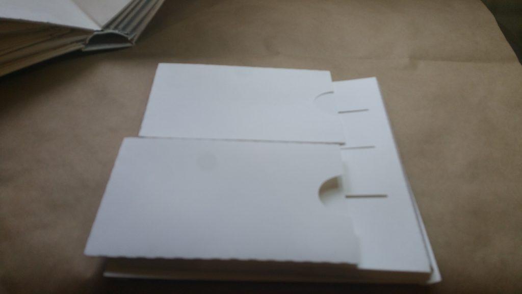to envelopes that flip open to left