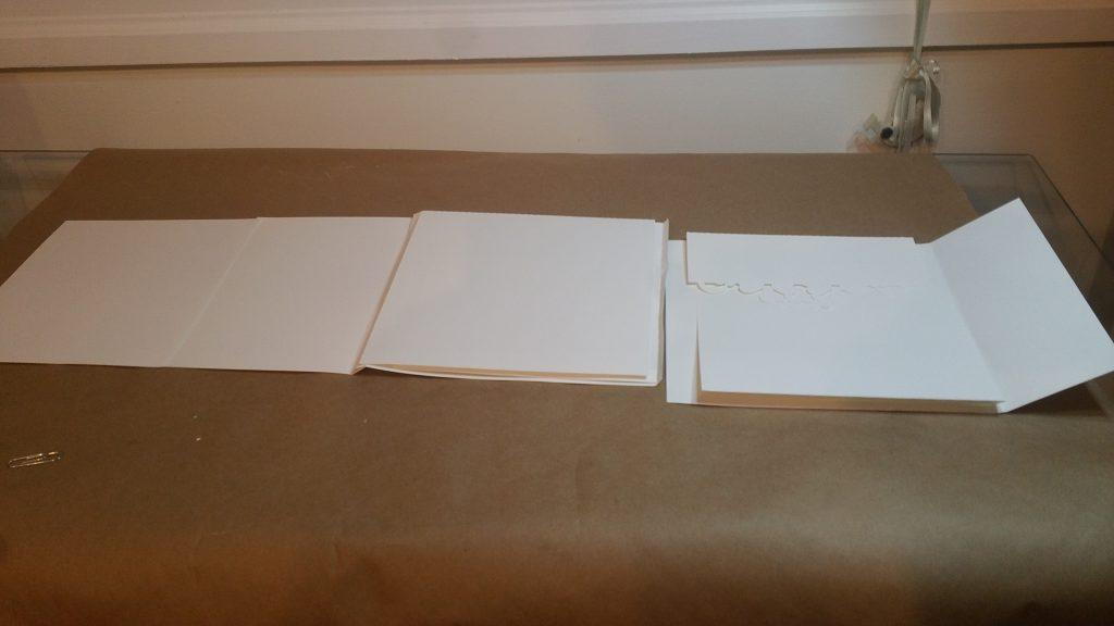 Folio 2 flaps closed up