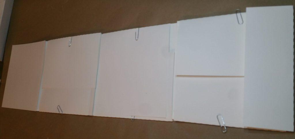 Folio 5 flaps closed