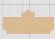 custom items using merge