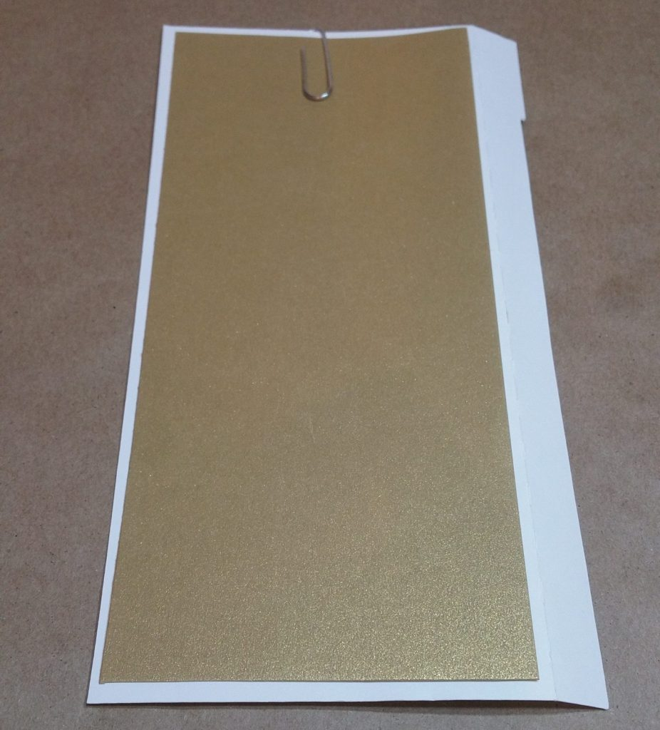 Layout: Matting 1 for small flap