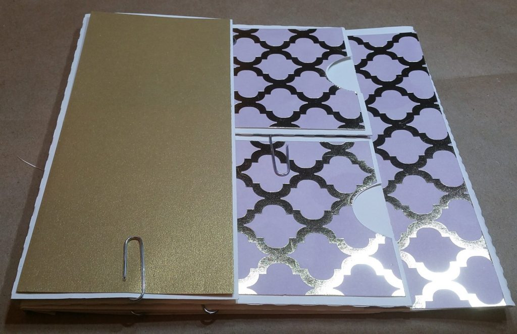Layout: small flap and envelope 2
